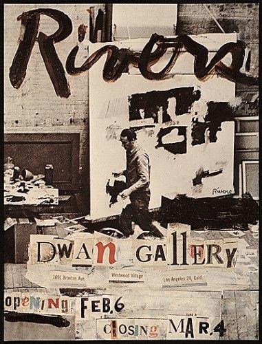 Rivers Dwan Gallery