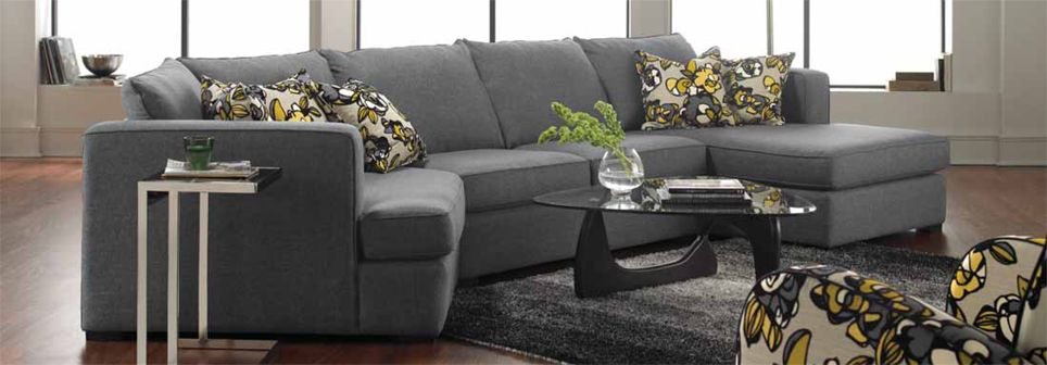 Decor Rest Double Chaise Sofa A Great Combo Of A Cuddler Chaise And A Traditional Chaise No