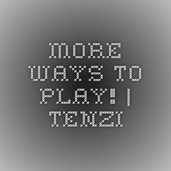 image relating to 77 Ways to Play Tenzi Printable identified as Even further practices toward engage in! Tenzi video games Youth video games, Family members