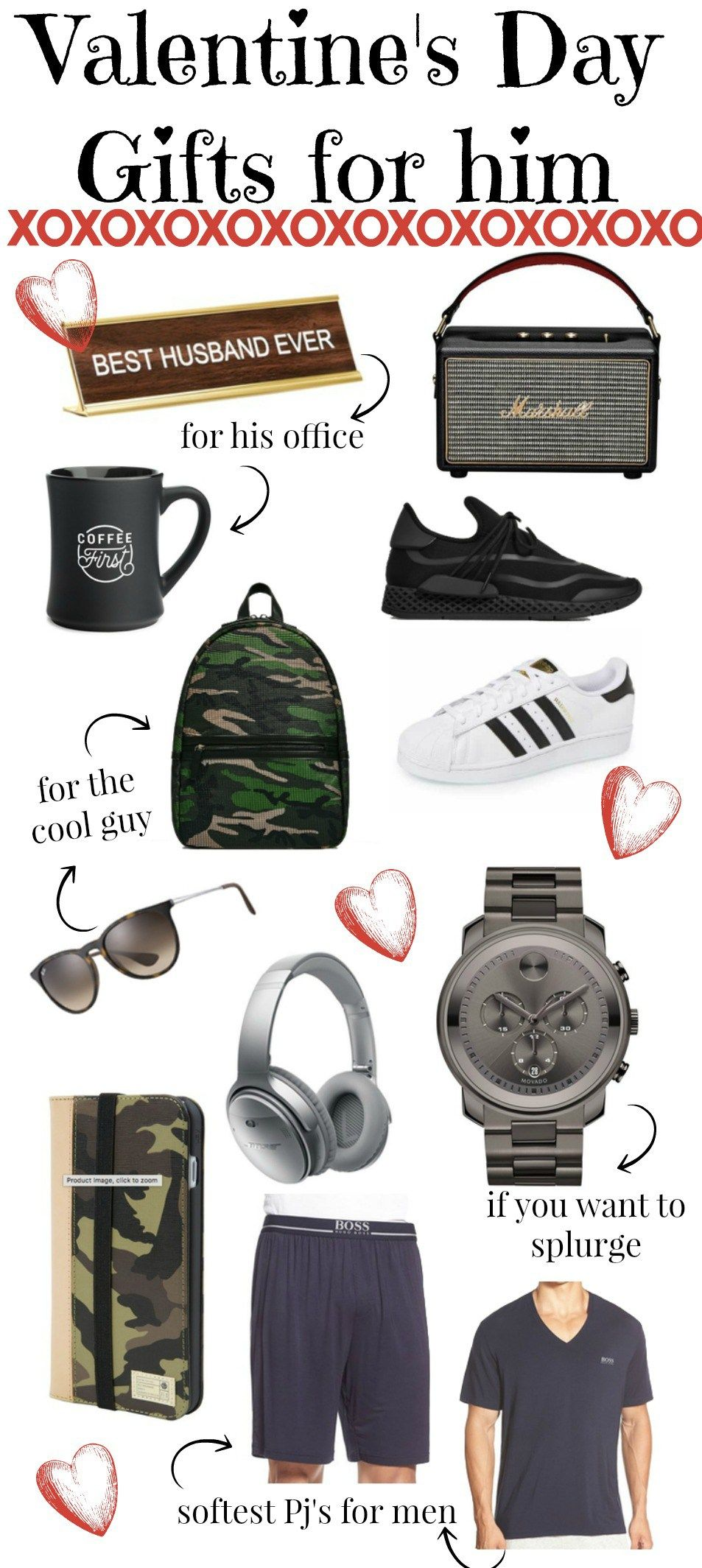 Valentines Day Gift Ideas For Him - Gift Ideas For