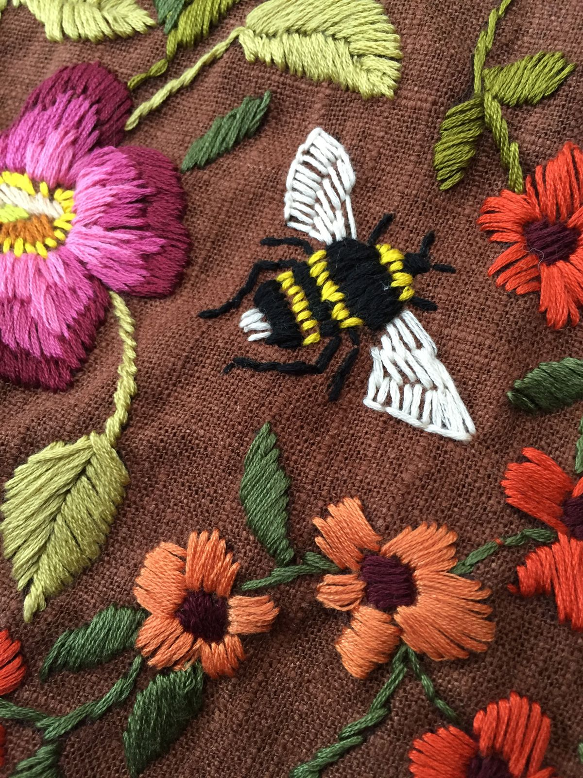 Burda Style  Magazin  Burda Style 022017  Atelierbesuch Tessa Perlow ·  Embroidery Arthow