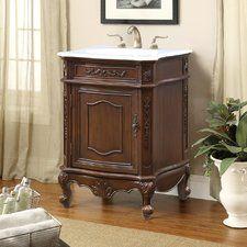 Schubert 24 Single Bathroom Vanity Set 419 Wayfair
