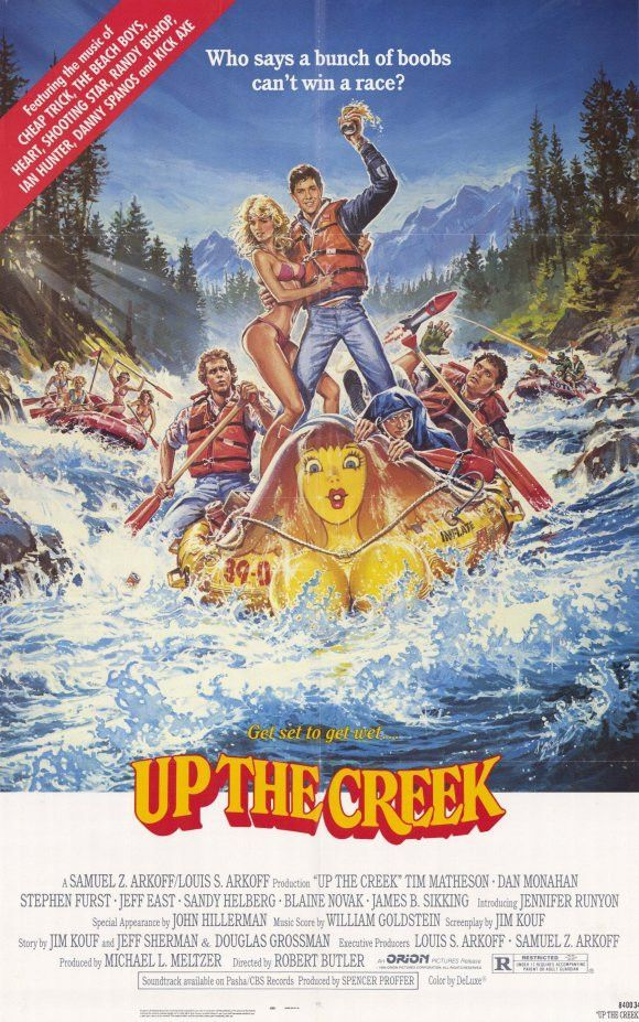 Up the Creek 11x17 Movie Poster (1984) Movie posters