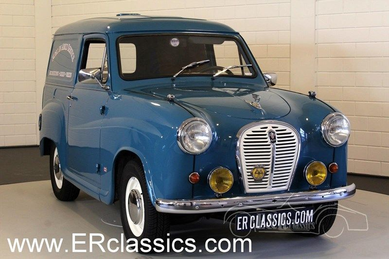 1968 Austin A35 Van 1968 Lhd Restored In Topcondition. for