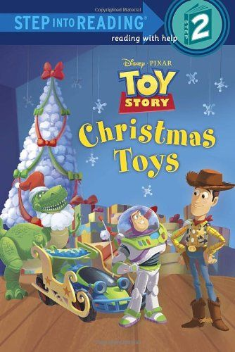 Christmas Toys (Disney/Pixar Toy Story) (Step into Reading) by Jennifer Liberts Weinberg http://www.amazon.com/dp/0736428844/ref=cm_sw_r_pi_dp_qvMLwb1SR1AX4