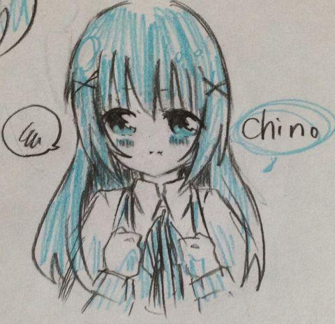 「最近描いたもの…。」/「チロル」の漫画 [pixiv]