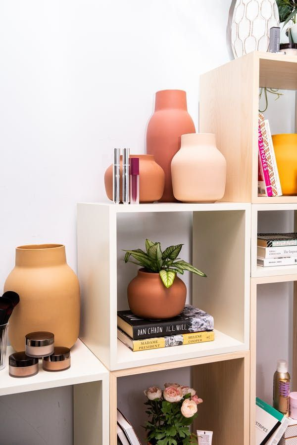 How to Create a Totally One-of-a-Kind Personalized Bookcase with EQ3 #bookshelfstyle #officedecor #homeoffice