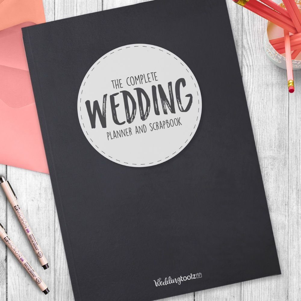 Wedding Planner Diary Journal Book The Complete In Home Garden Supplies Other