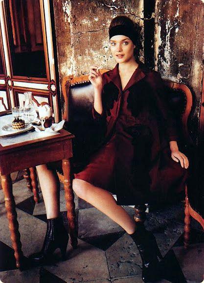Grace Coddington : dustjacket attic: That's Amore