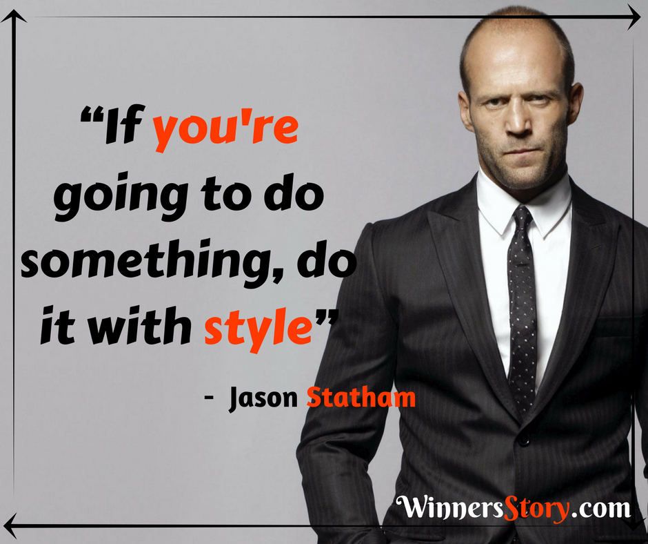 Quotes | Motivational Quotes | Quotes, Jason statham ...
