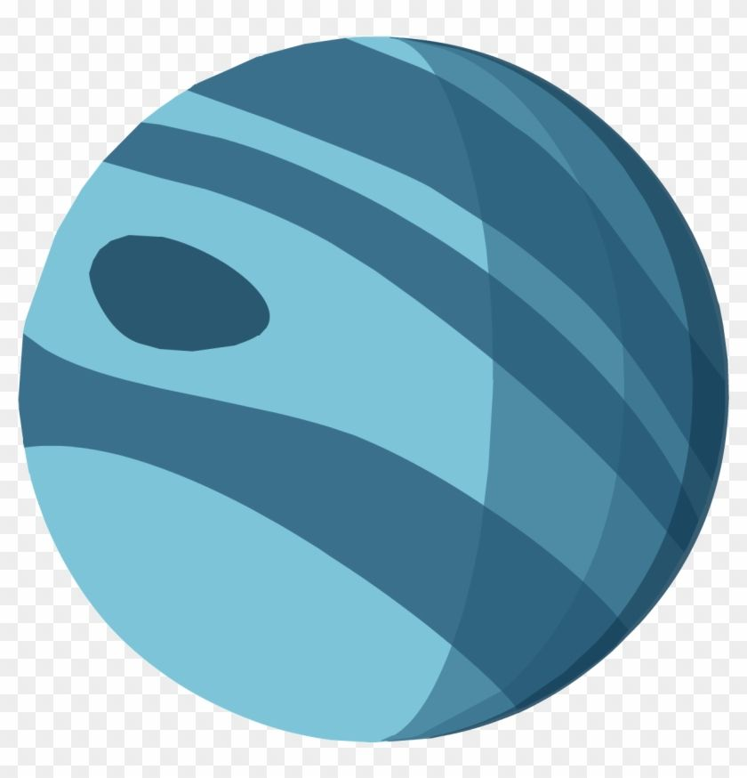 Discovery Of Neptune Planet Solar System Clip Art Cartoon Neptune Planet 201804 Neptune Planet Clip Art Neptune