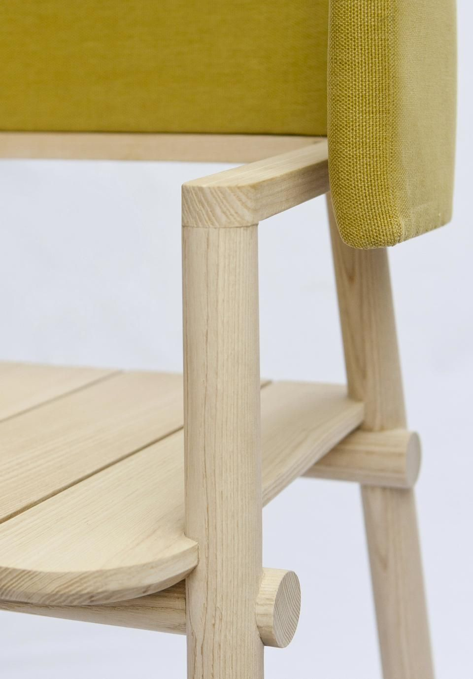 THE WOOD COLLECTOR | Seating details