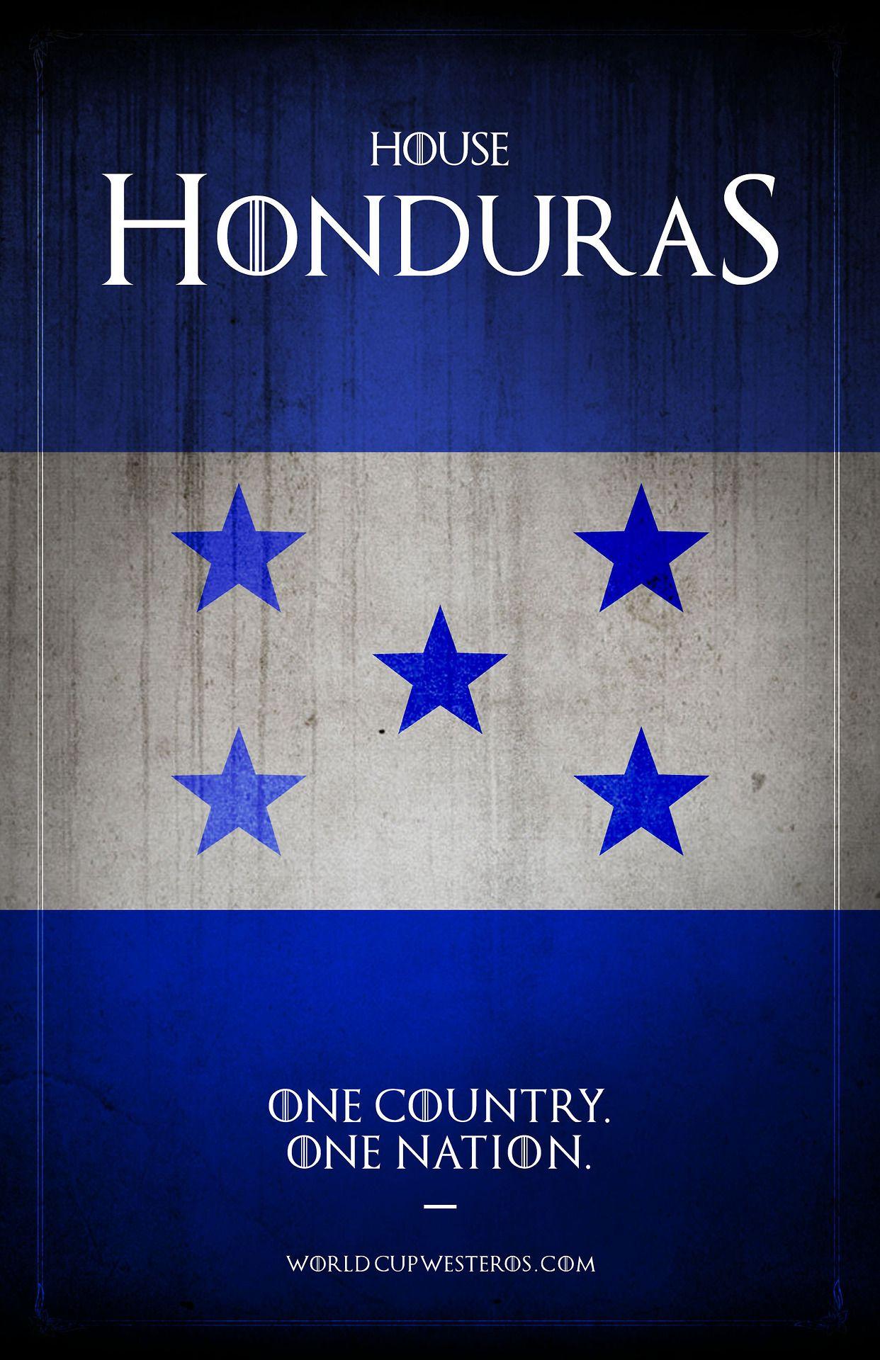 #GameofThrones House Honduras