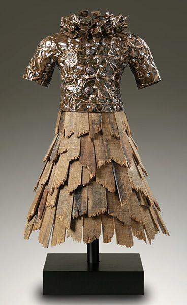 ℘ Paper Dress Prettiness ℘ John Petrey
