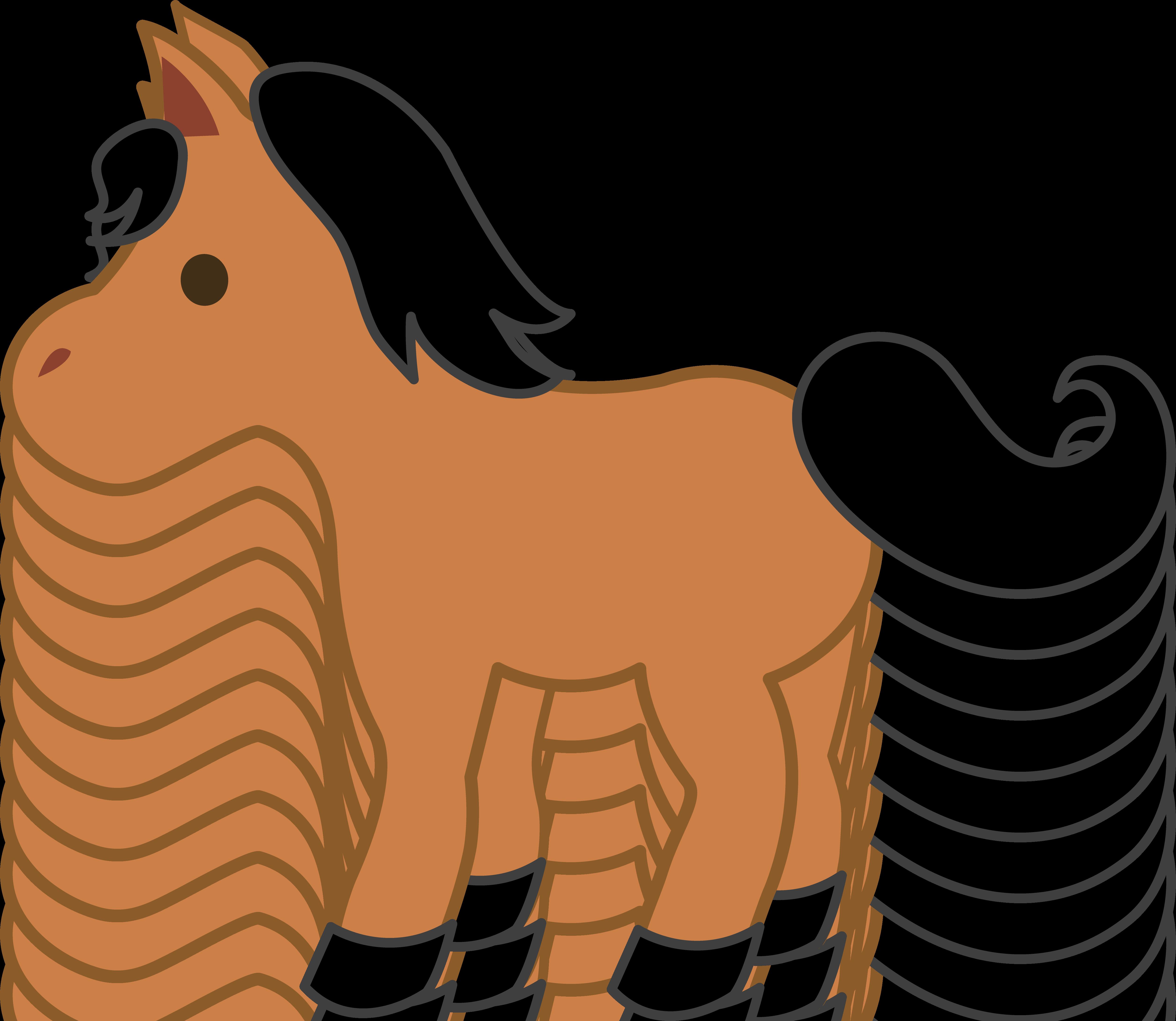 Cute Baby Clipart Clipart Kid Horse cartoon, Cartoon
