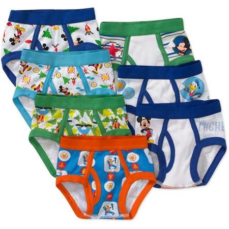 c2dc948aa Disney Toddler Boys  Mickey Mouse Underwear