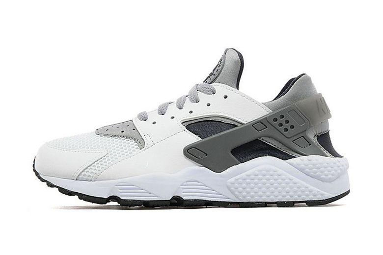00c1c3163a388e Nike Air Huarache White Wolf Grey-Black