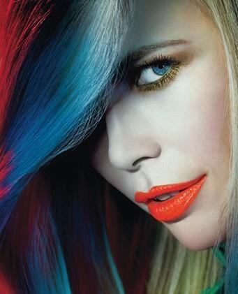 Claudia Schiffer - L'Oreal - L'Oreal Contract 2012 (S/S 12)
