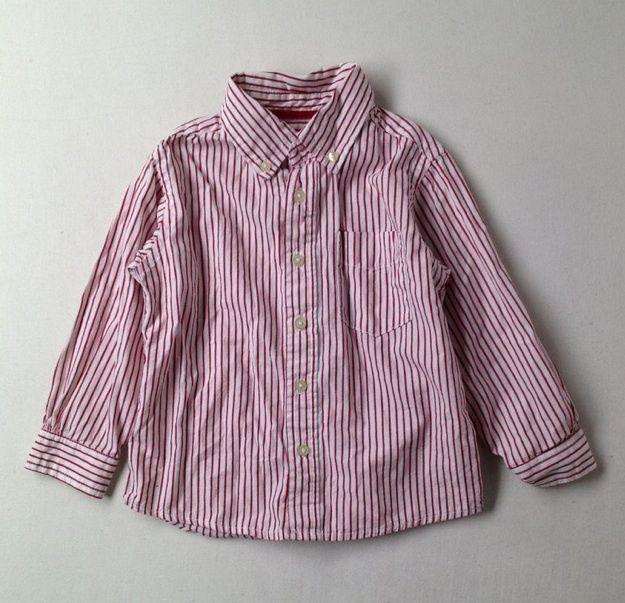 CocoStar - Children's Place White Stripes Dress Shirt, 6-9 months, $6.00 (http://www.cocostar.ca/childrens-place-white-stripes-dress-shirt-6-9-months/)