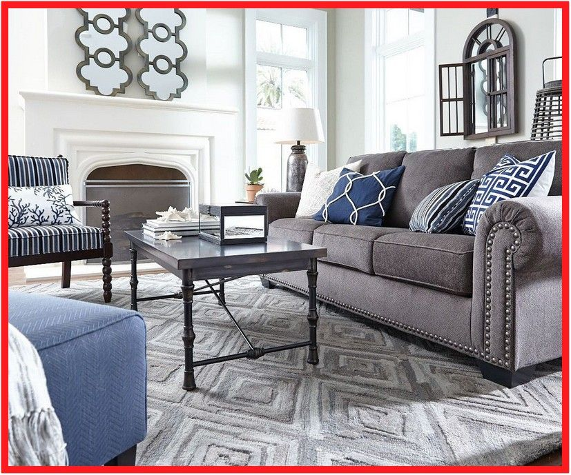 61 Reference Of Grey Couch Blue Chairs In 2020 Grey Couch Living