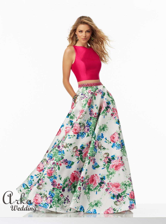 Κωδικός Τιμή uac Φόρεμα Φλόραλ Μακρύ Σοφιστικέ από