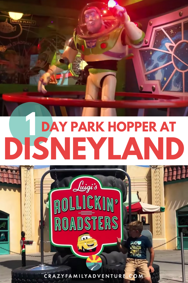 12 Tips To Enjoy An Amazing 1 day Disneyland Park Hopper Trip