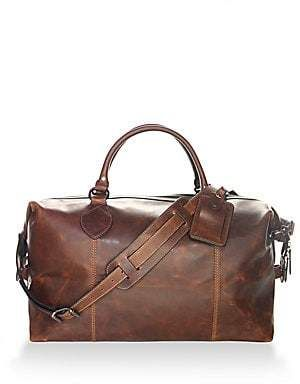 Frye Men S Logan Overnight Leather Duffle Bag Products In