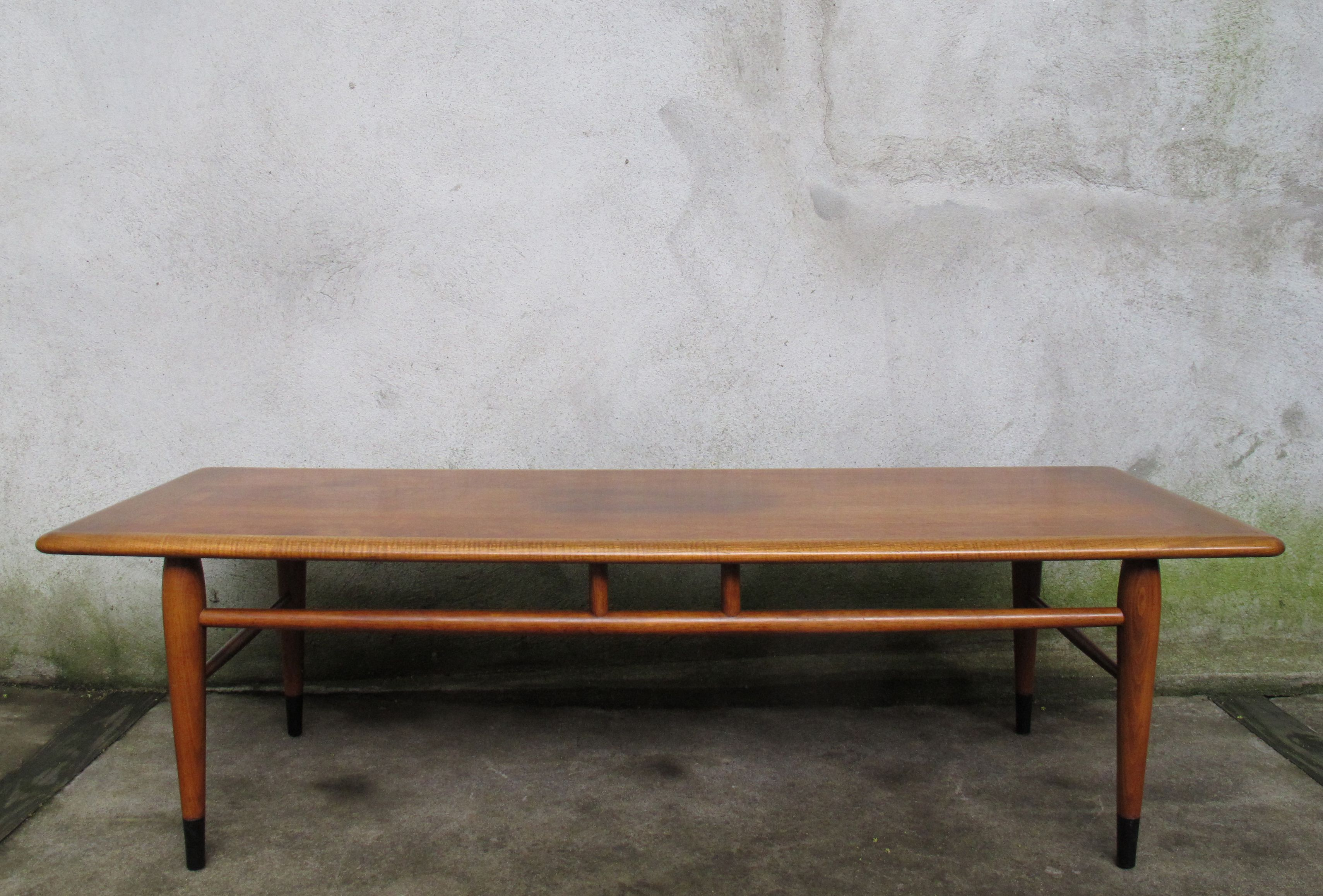 dd9f1057d3db8 LANE ACCLAIM MID CENTURY DOVETAIL COFFEE TABLE