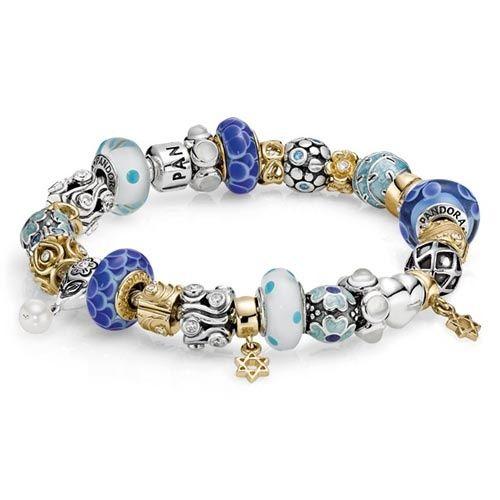 pandora bracelet official site