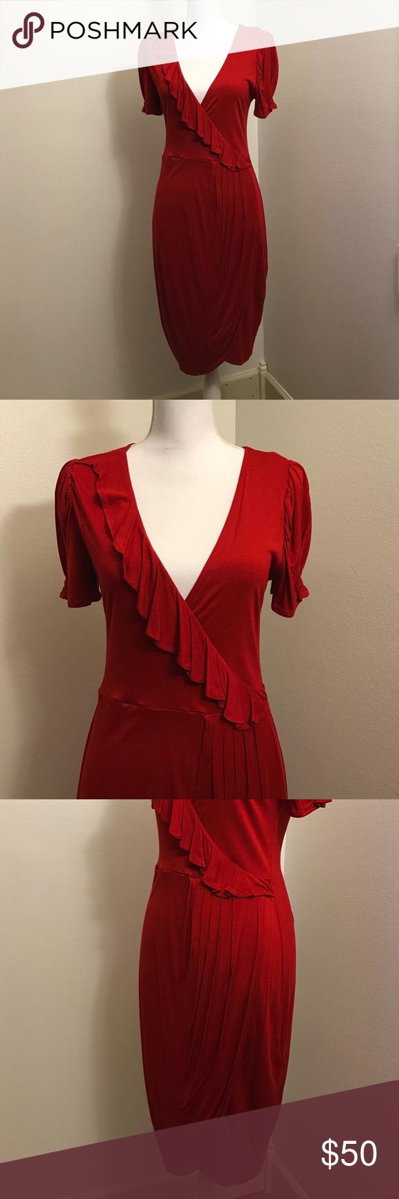 Zara red dress with ruffle zara dresses zara red dress and collection