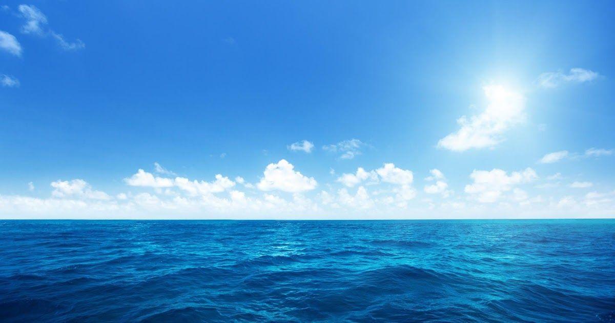 Keren 30 Pemandangan Laut Dan Awan Wallpaper Biru Laut Laut Langit Biru Awan Putih Laut Download Mulpix Sendaljelly Com Alam Ber Di 2020 Pemandangan Lautan Langit
