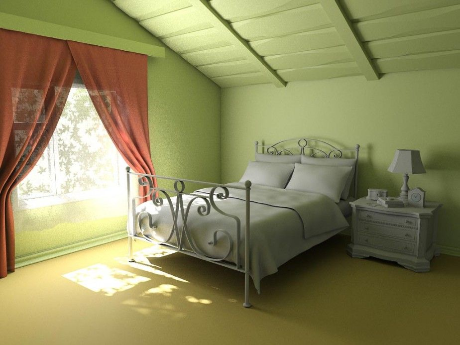 The Most Beautiful Bedroom Green Walls Clic Design With Jasmine