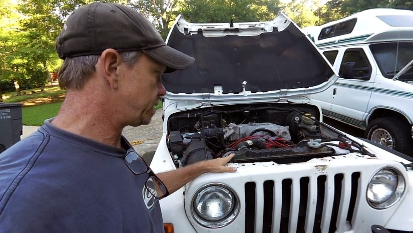 Jeep Wrangler Tj V8 Conversion Ford 302 Efi Jeep Tj Jeep Wrangler Tj Jeep Wrangler