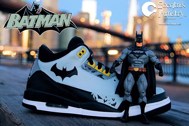 Air Jordan x Justice League Custom Series | Air jordans