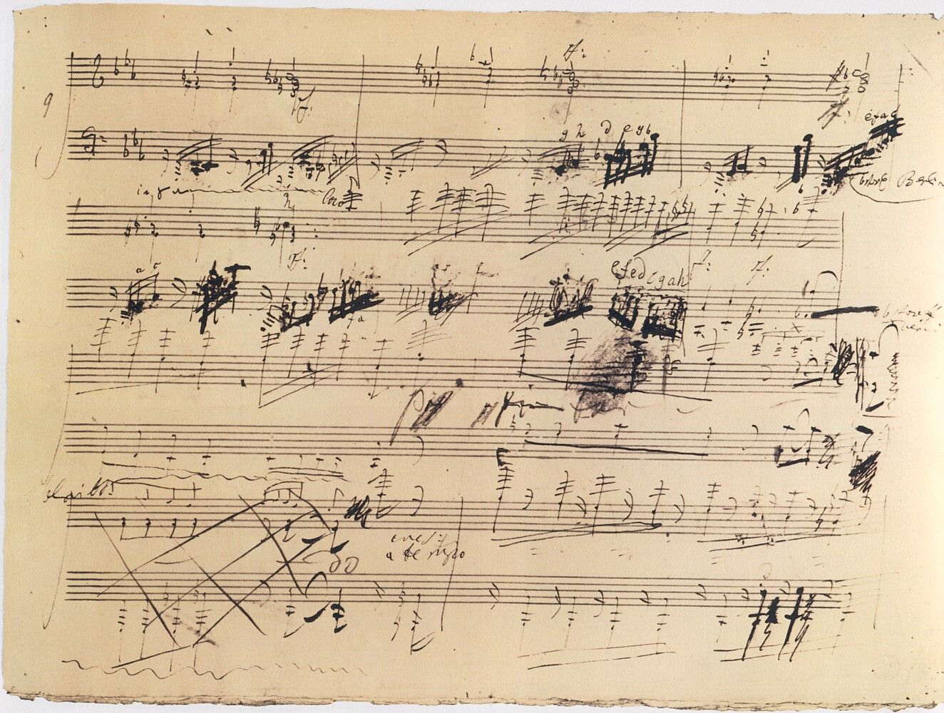 Mozart Handwritten Sheet Music Google Search With Images