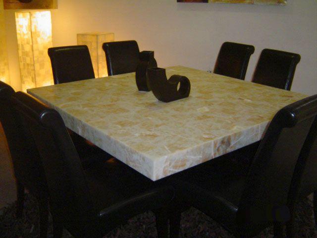 Mármol 100% puro ideal para decorar tu hogar | Comedor | Pinterest ...