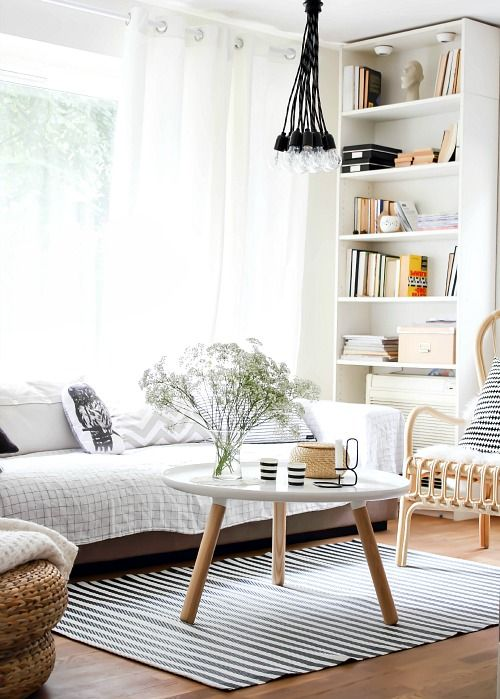 Norwegian Living Rooms Which Is Your Fave Decor8 Scandinavian Design Living Room Living Room Scandinavian Home Living Room #rustic #white #living #room