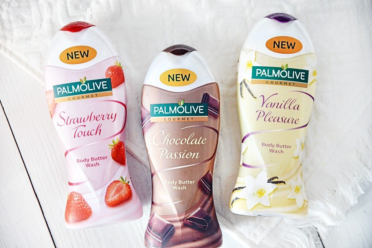 Free Palmolive Chocolate Shower Gel Bath And Body