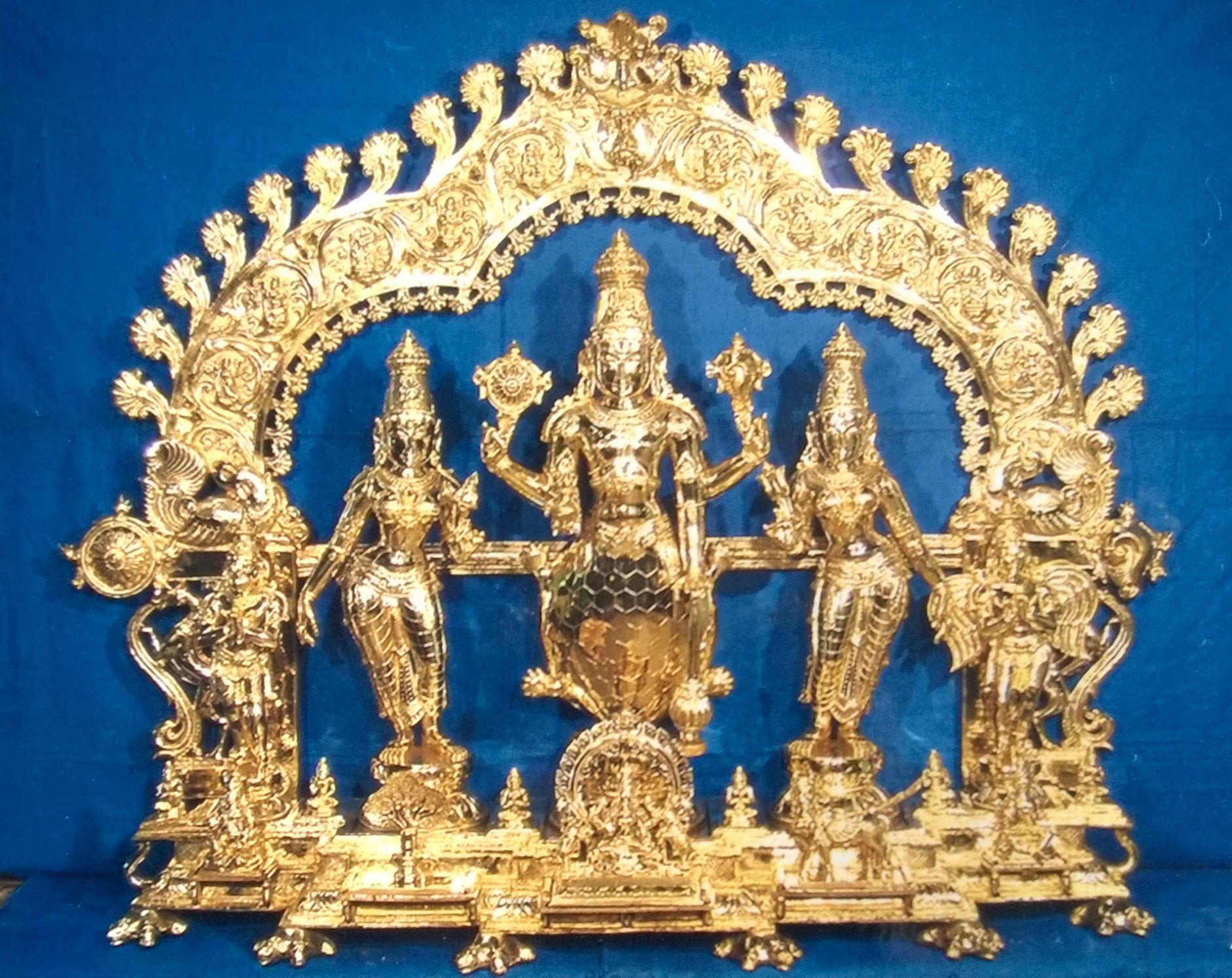 Lord Vishnu incarnated Kurma Avatar. Kurma (Tortoise