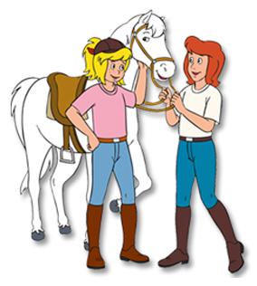 Bibi Und Tina Png 284 316 Pixel Bibi Und Tina Bibi Und Tina Kostume Bibi Und Tina Zeichentrick