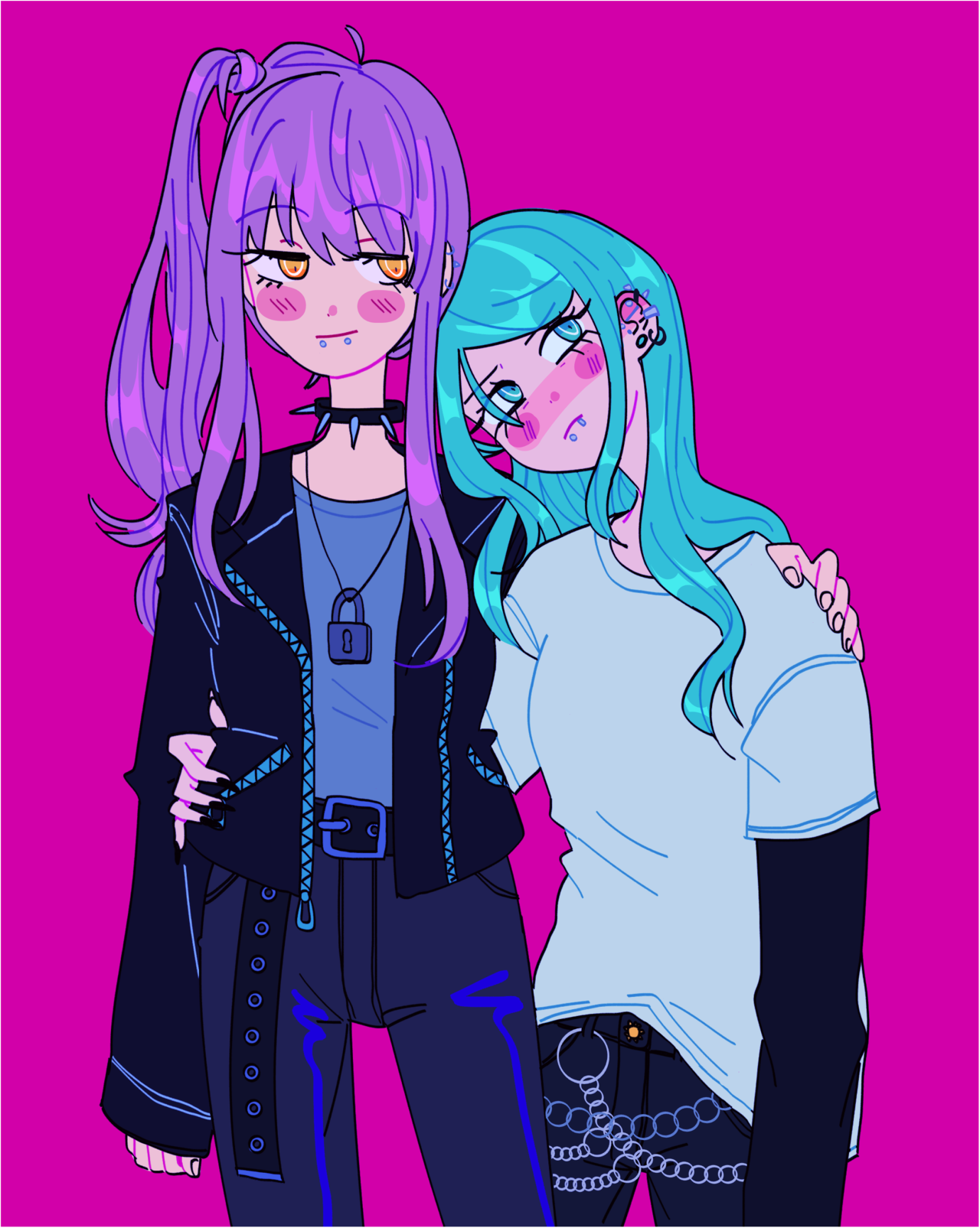 Pin by 𝓆 💒 on *。 bandori in 2020 (With images) Girl