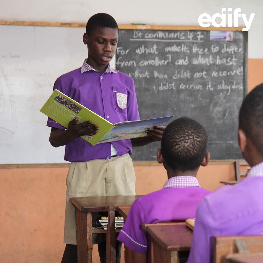 Seeing students learn at a Christ-centered school: talk about #motivationmonday  #edify #literacymatters