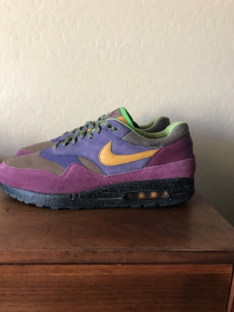 new concept b22ea 8e45d Nike Rare Air Max 1 Premium 2006 Multi Color Terra Huarache 309717-071  Mens 13
