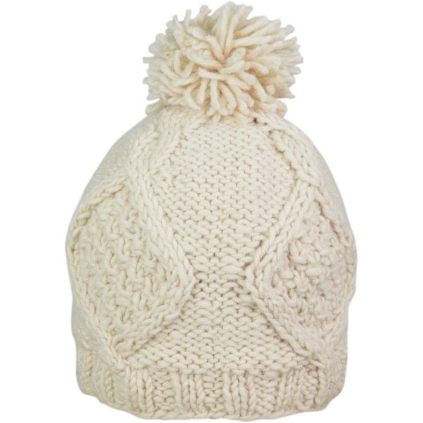 29b738c5d9f Ambler Nautical Pom Beanie ( 13) ❤ liked on Polyvore