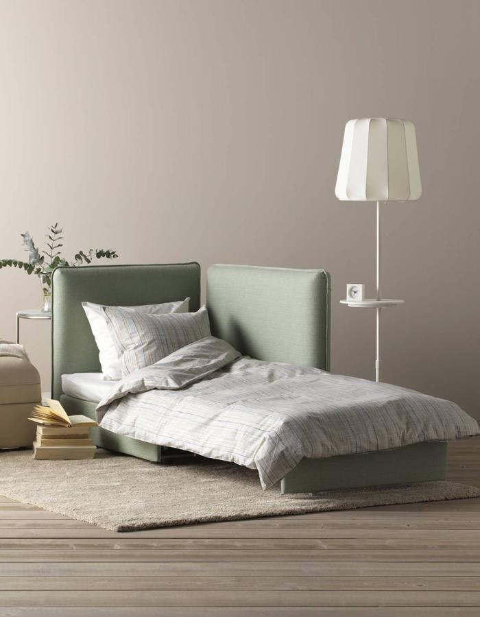 10 tolle einrichtungsideen auf dem neuen ikea katalog 2017 pretty bedrooms pinterest sofa. Black Bedroom Furniture Sets. Home Design Ideas