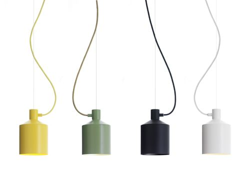 Kleurrijke Lampen Zero Zweeds Merk Verlichting
