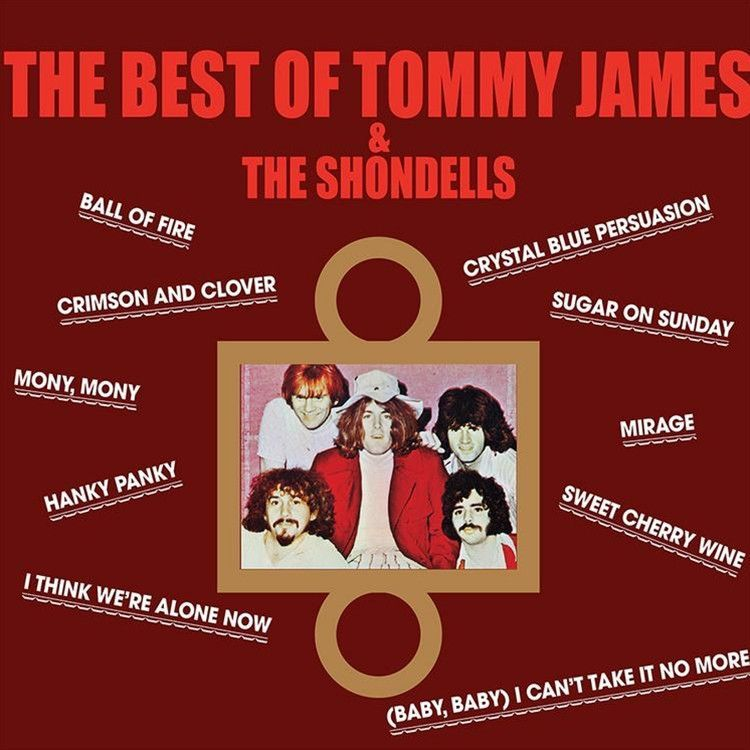 Tommy James And The Shondells The Best Of Tommy James And The