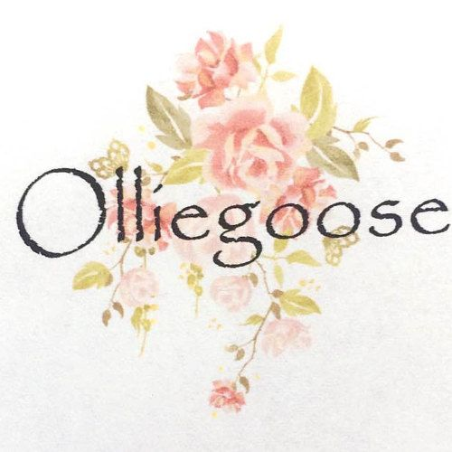 Browse unique items from OllieGoose on Etsy, a global marketplace of handmade, vintage and creative goods.