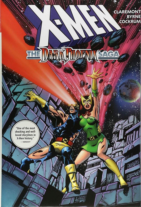 X Men Dark Phoenix Saga Omnibus Marvel Comics X Men Dark Phoenix Saga