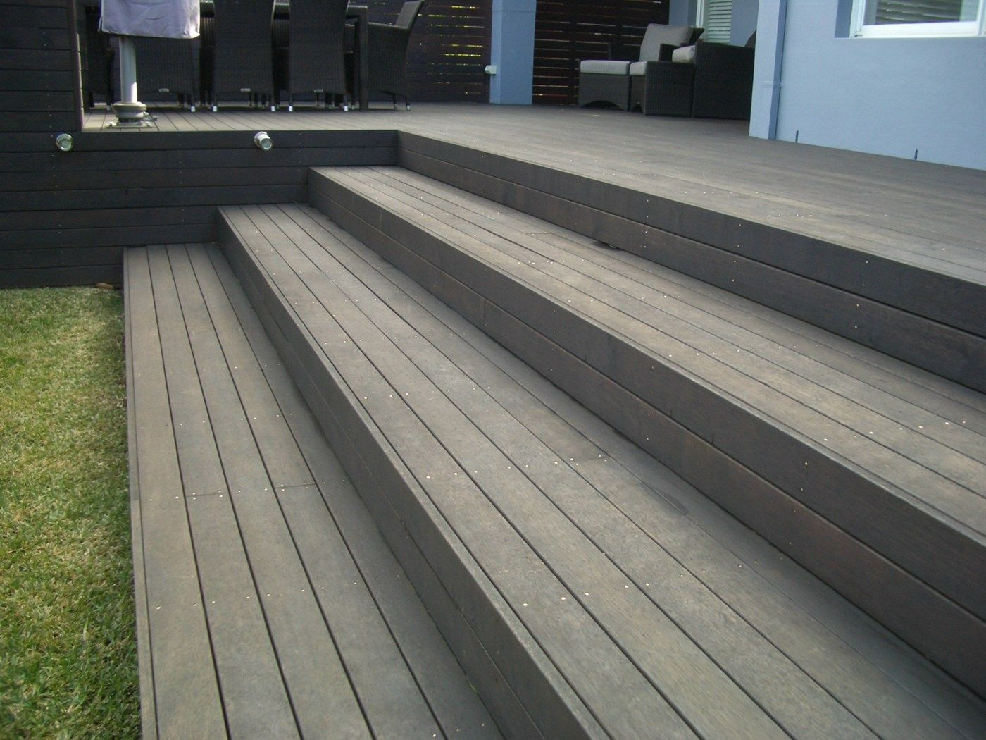 Best Timber Outdoor Stairs Google Search Timber Deck Patio 640 x 480